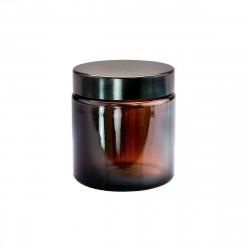 Ambra glass jar 120 ml