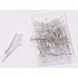 Crystal needle for candles