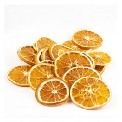 Dehydrated orange slices,...