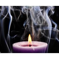 "Candles perfume ""Anti-Tobacco"""