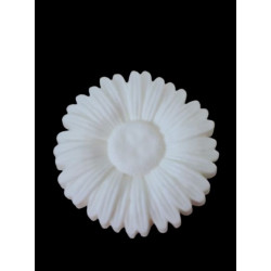 Silicone mold daisy