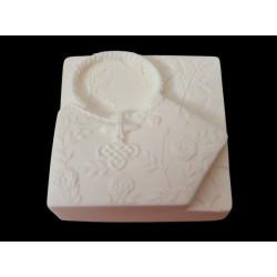 Flexible silicone mold...