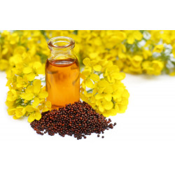 Mustard Seed Oil-cold pressed