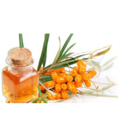 Cold pressed sea buckthorn oil