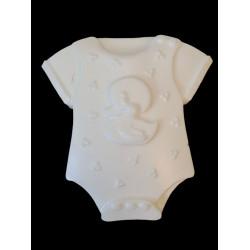Flexible silicone baby body...
