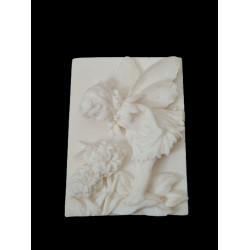 Flexible silicone mold Fairy