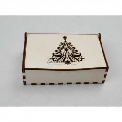 CHRISTMAS TREE box for soap