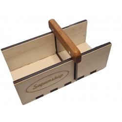 Adjustable wooden soap...