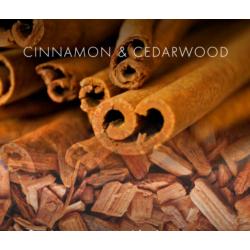 CINNAMON&CEDARWOOD Candle...