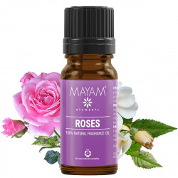 Natural cosmetic fragrance...