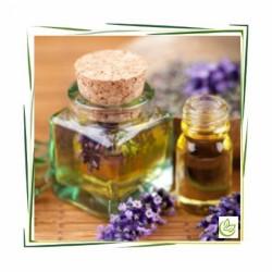 Perfum oil Lavender amber
