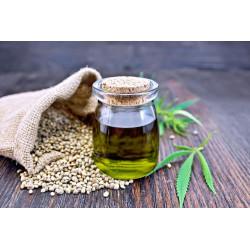 Hemp Seed Refined Carrier Oil