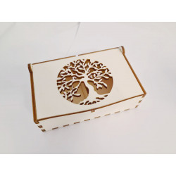 Tree of Life box for soap...