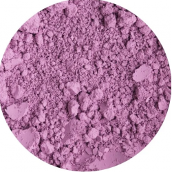Pink matte cosmetic pigment
