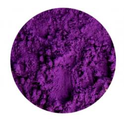 Purple manganese matte...