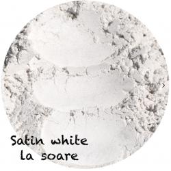 Pearl pigment Satin White