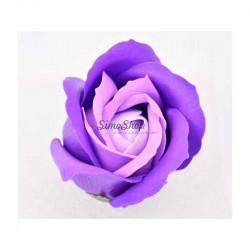 Purple Soap Rose 5 cm